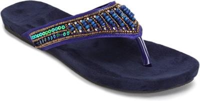 Paduki Blue Women Blue Flats