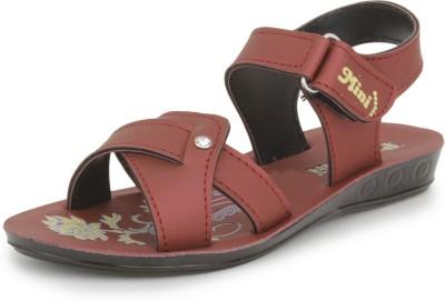 Pu-Mini ST*R Women Olive Heels