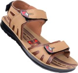 Veekesy Men Tan Sandals