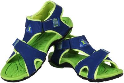 Trendfull Boys Blue, Green Sandals