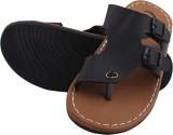 Metmo Men Black Sandals