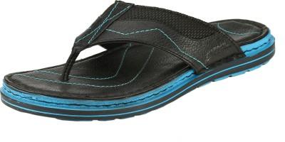 Ronaldo Ice Men Black, Blue Sandals