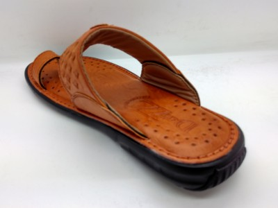 Jones Men Brown Sandals