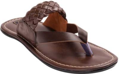 Claude Lorrain Men Brown Sandals