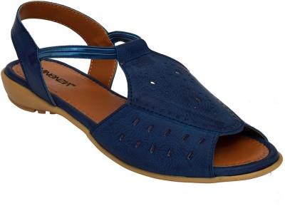 Vinenzia Women Blue Flats