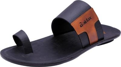Airfax Men Black Sandals