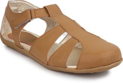 Cobbler,s Thread Women Beige Flats