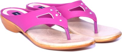Marie Comfort Women Pink Flats