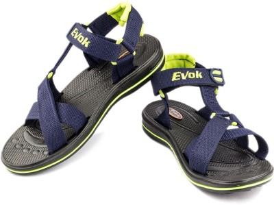 Kohinoor Men Blue Sandals