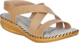 VAGON Women TAN Wedges