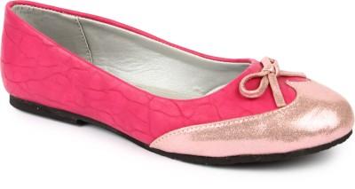 DANR Women Pink Flats