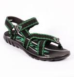 Tracer Men Green Sandals