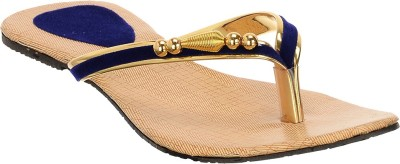 Brandvilla Women Purple Flats