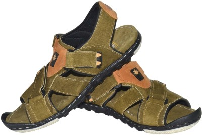 Strive Men Olive Sandals