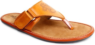 Adreno Men Tan Sandals