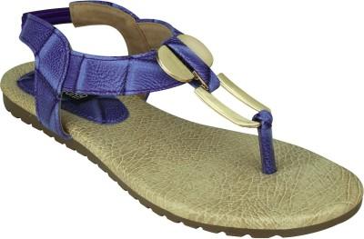 Celladorr Girls Purple Flats