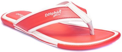 Dolphin Miles Men Red Sandals