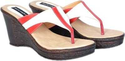 Marie Comfort Girls White Sandals