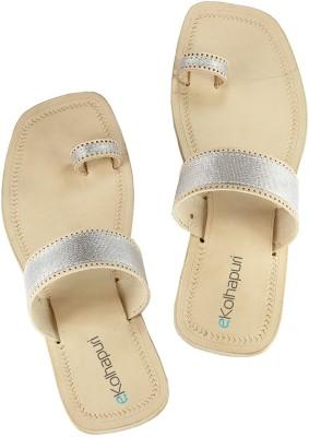 Ekolhapuri Women Silver Heels