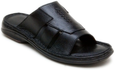 Oora Men Black Sandals