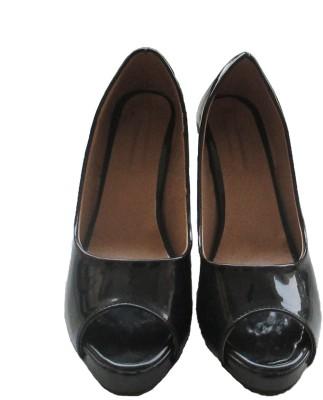 BLINKS Women, Girls Black Heels
