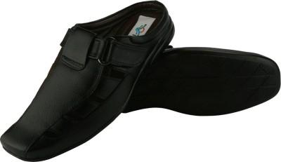 IShoes Comfort Sandal Men Black Sandals