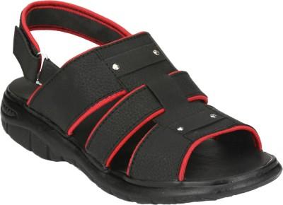 Marc Miguel Men Red Sandals