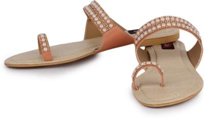 Naisha Women Pink Flats
