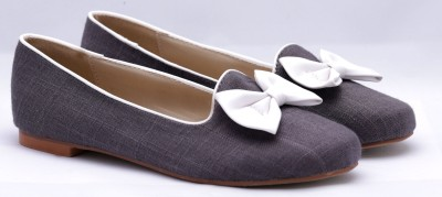 Touristor Admire Women Grey Flats