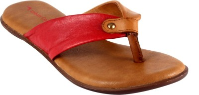Urban Country Women Red Flats