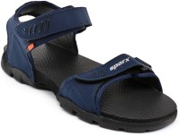Sparx Men Navy Blue Sports Sandals