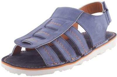 Tolentino Men Blue Sandals