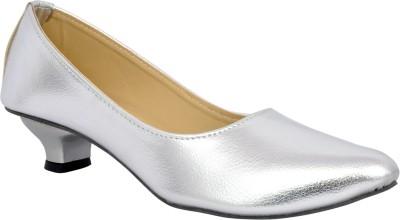 Altek Women Silver Heels