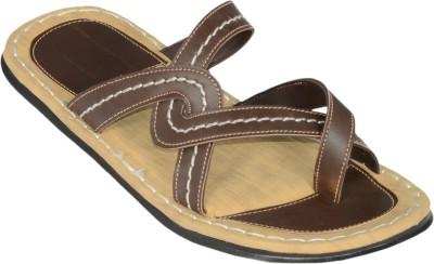 Altek Men Brown Sandals