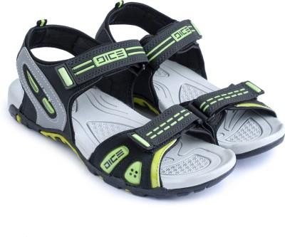 Frestol Men Grey Sandals