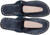 Paavdi Men Black Sandals