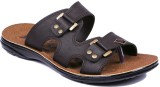 Asian Men Brown Sandals