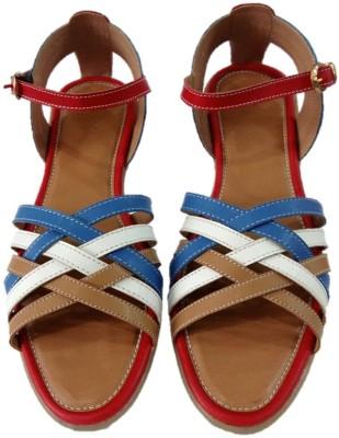 Pinki Shoes Women Multicolor Flats