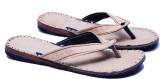 Manthana Men Cream Sandals