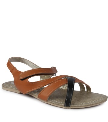 Kajjalli Women Tan Flats