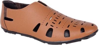 Royal Run Men Tan Sandals