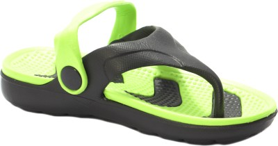 Small Toes Boys Green Sandals