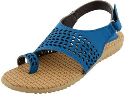 mgz Girls Blue Sandals