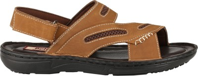 Beluga Boys, Men Camel Sandals