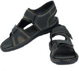 Shearwater Men Black Sandals