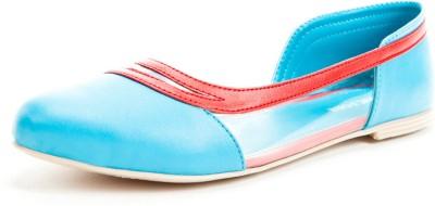 Marc Loire Anna Pewter Women Blue, Red Heels