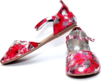 Oh Feet ! Women Pink Flats
