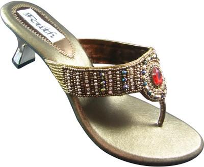 Faith 1000154 Women Multicolor Heels