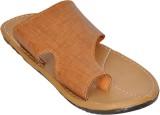 Flute Men Brown Sandals