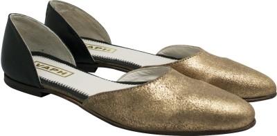 VAPH Irina D,Orsay Women Gold Flats